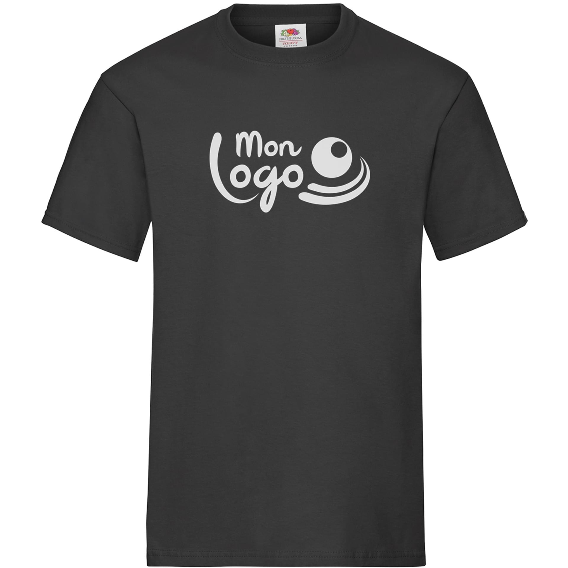 Tee-shirt personnalisé Heavy Cotton T fruit