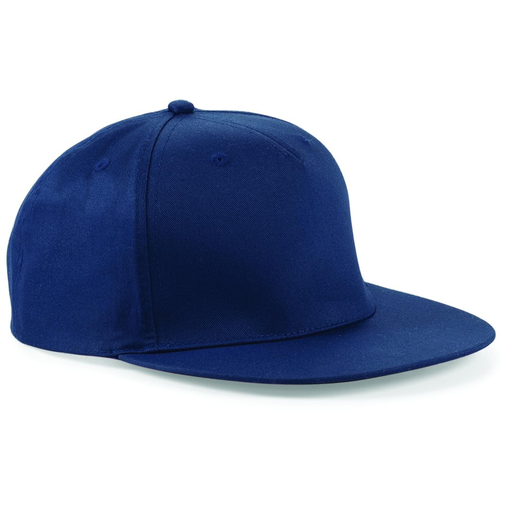 35f3dd335aedf ... CASQUETTE STYLE RAPPEUR 5 PANNEAUX Beechfield french_navy. Couleur  french_navy