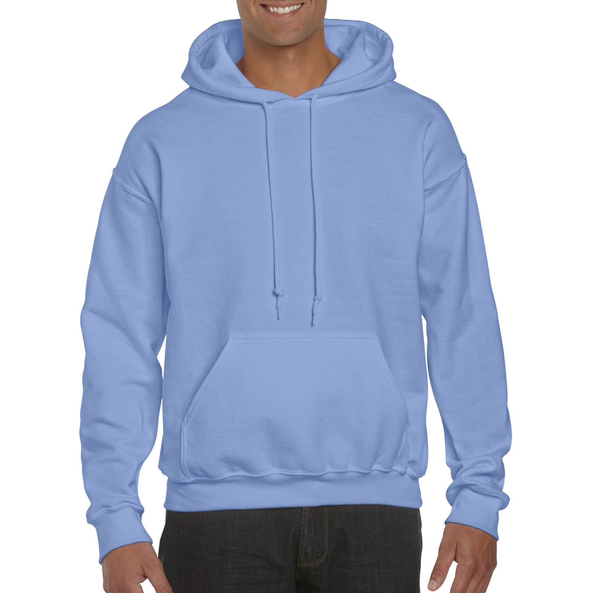 9683df1a4ef1 ... DryBlend® Adult hooded sweatshirt gildan carolina blue. Couleur  carolina blue