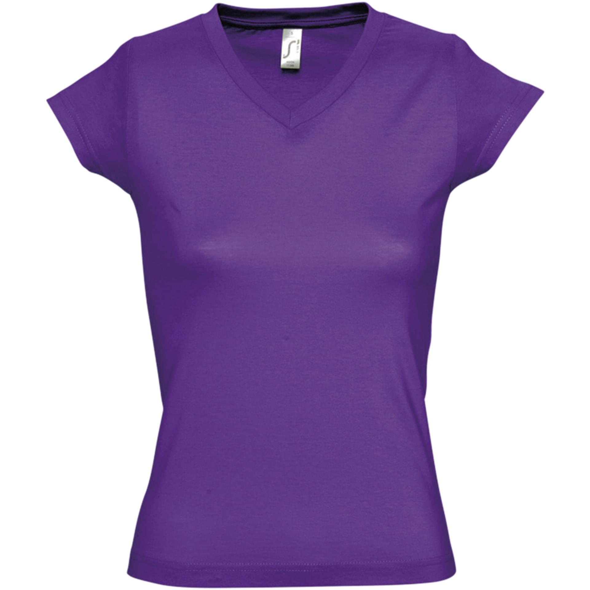 Tee shirt personnalis moon sol 39 s violet fonce - Couleur violet fonce ...
