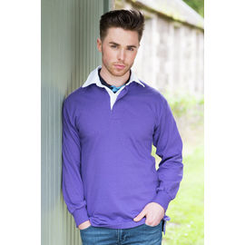 LONG SLEEVE ORIGINAL RUGBY SHIRT