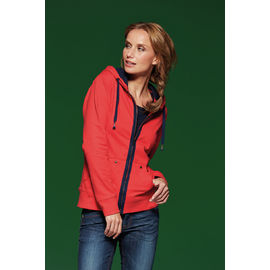 Ladies' Urban Hooded Sweat Jacket