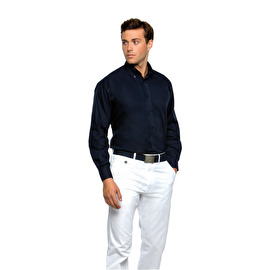 Promotional Oxford Shirt Long Sleeve