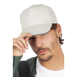 SANDWICH PEAK CAP - 5 PANELS