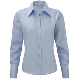 Ladies Long Sleeve Ultimate Non-iron Shirt