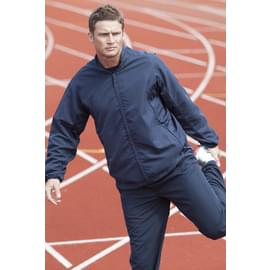 Full zip lined training top